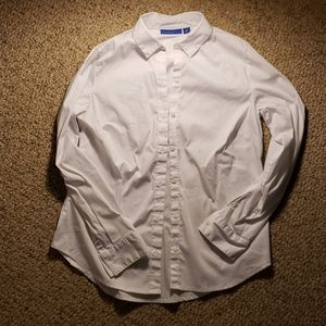 Business button up